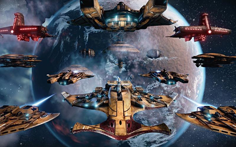Battlefleet Gothic: Armada - Tau Empire