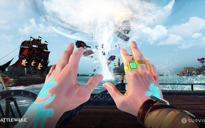 Battlewake VR