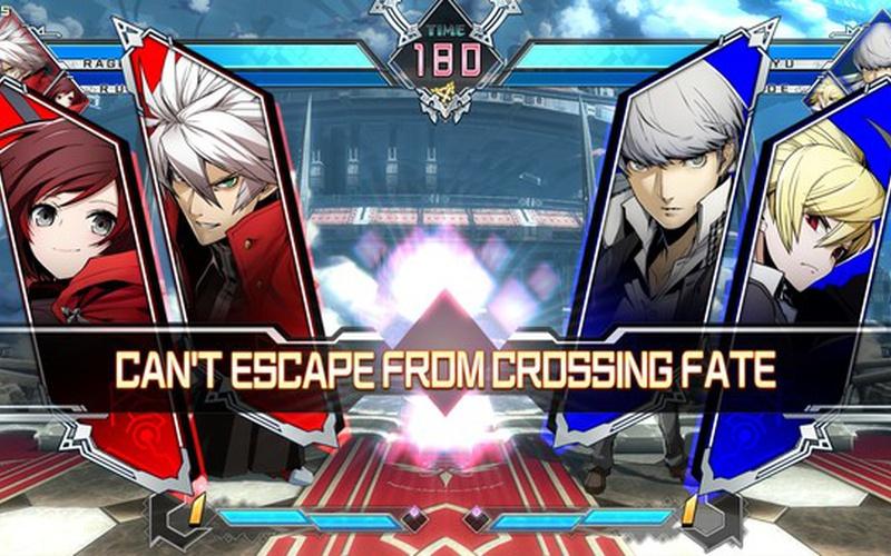 BlazBlue: Cross Tag Battle Special Edition