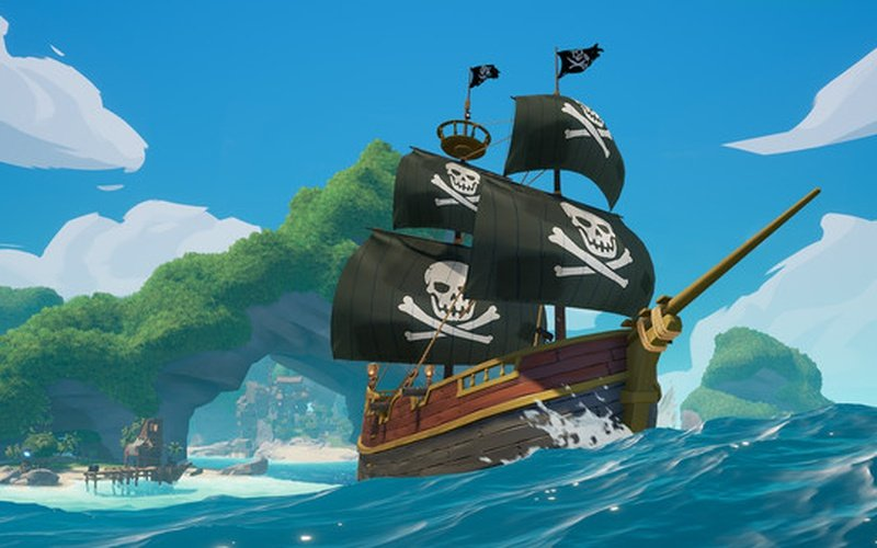 Blazing Sails: Pirate Battle Royale EUROPE