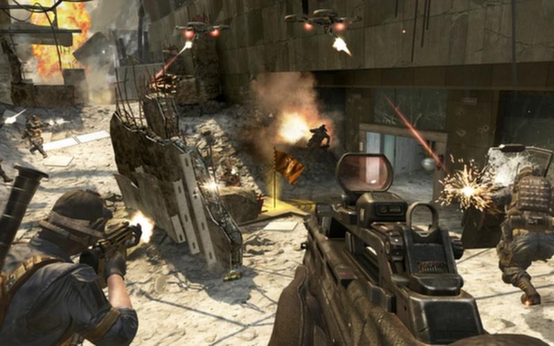 Call of Duty: Black Ops II DE