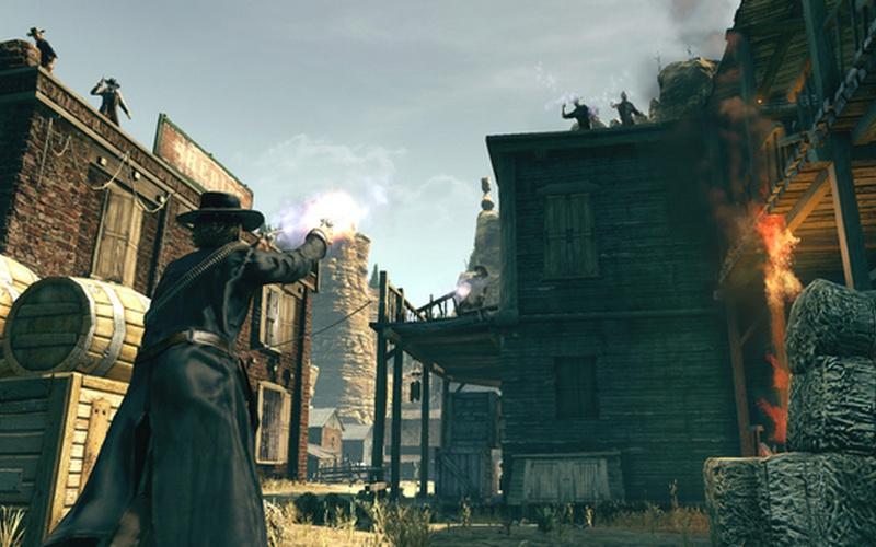 Call of Juarez: Bound in Blood Steam Edition