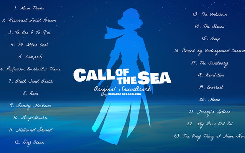 Call of the Sea Soundtrack