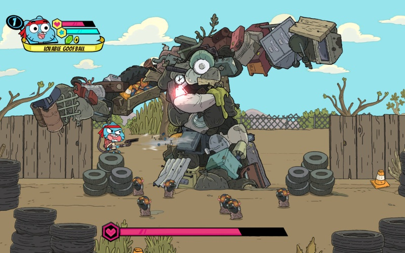 Cartoon Network: Battle Crashers Nintendo Switch