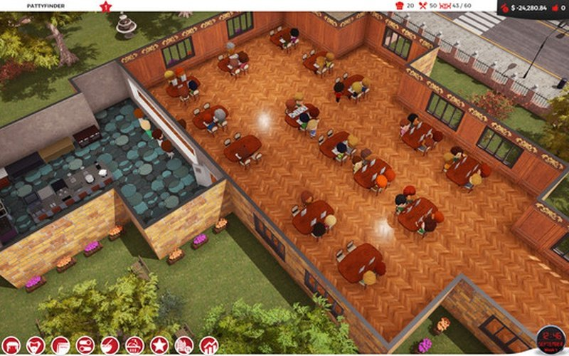 Chef: A Restaurant Tycoon Game
