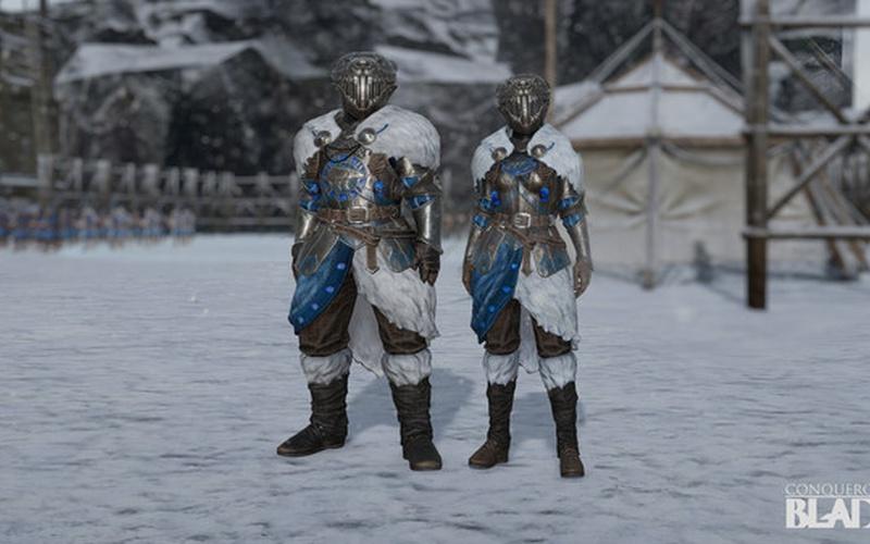 Conqueror's Blade - Dark Solstice Collector's Pack