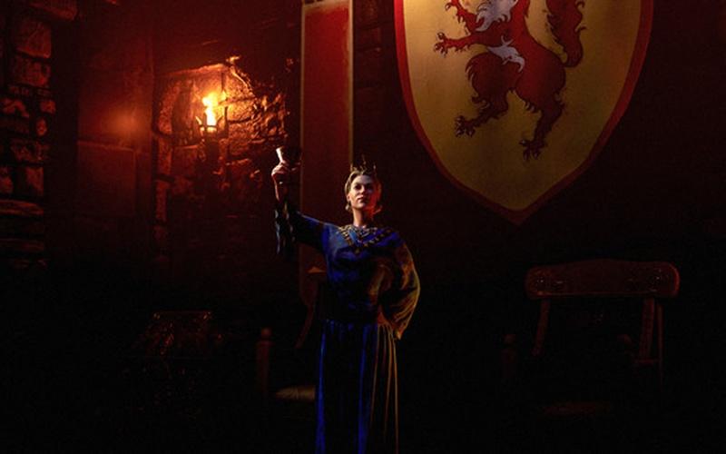Crusader Kings III: Royal Court