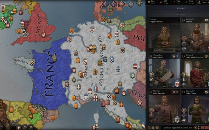 Crusader Kings III Royal Edition ASIA/LATAM/RU