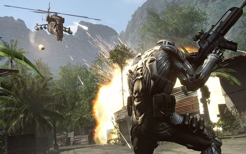 Crysis Trilogy