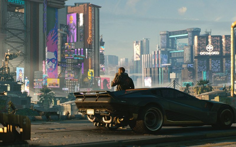 Cyberpunk 2077 Steam Edition EUROPE