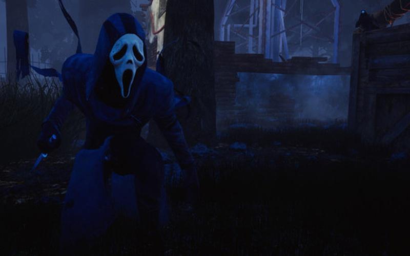 Dead by Daylight: Ghost Face