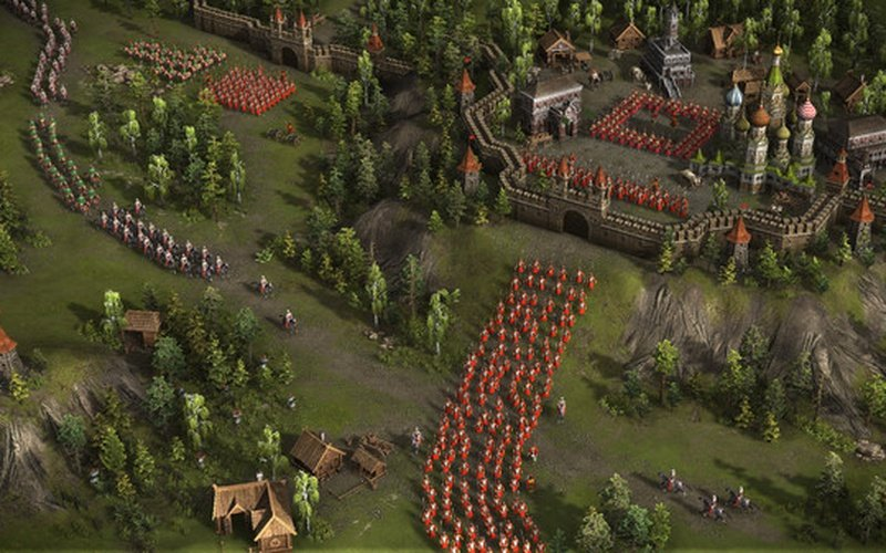 Deluxe Content - Cossacks 3: Days of Brilliance