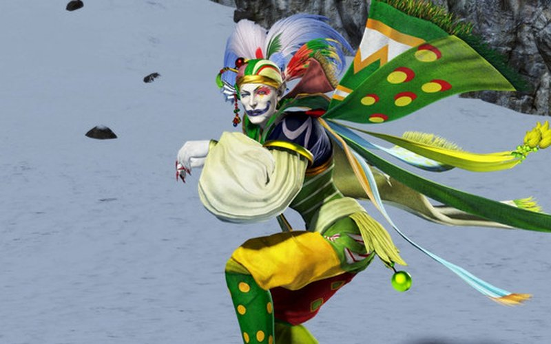 DFF NT: Snobbish Turban Appearance Set for Kefka Palazzo