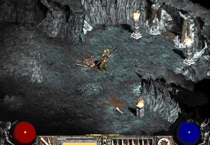 how to download diablo 2 on windows 7