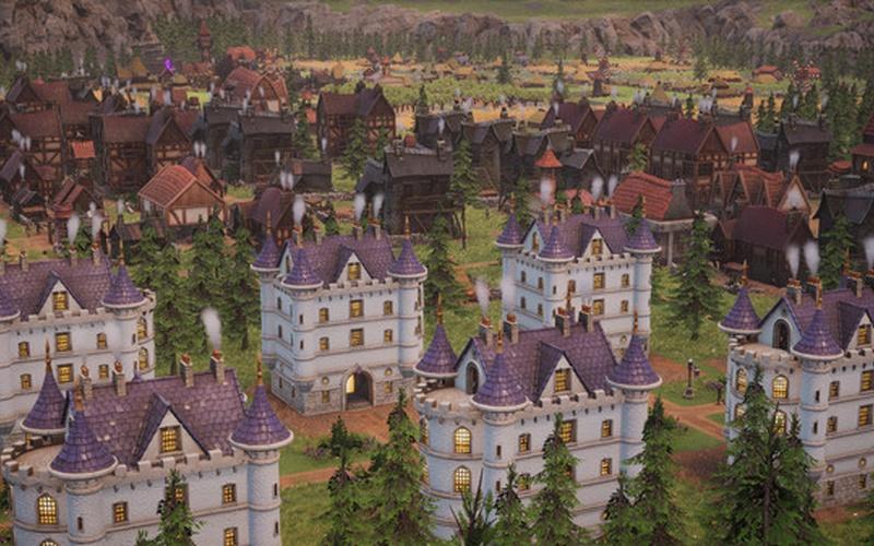 Distant Kingdoms EUROPE