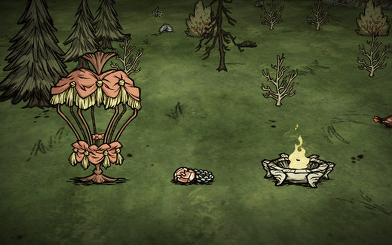 Don't Starve Together: Beating Heart Chest