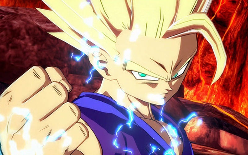 DRAGON BALL FighterZ Nintendo Switch