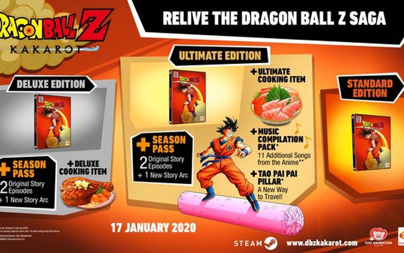 DRAGON BALL Z: KAKAROT Ultimate Edition