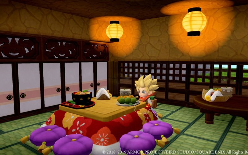 DRAGON QUEST BUILDERS 2 - Hotto Stuff Pack Nintendo Switch