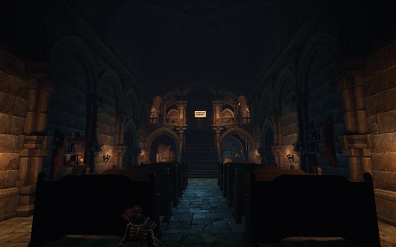 Dungeon Puzzle VR - Solve it or die