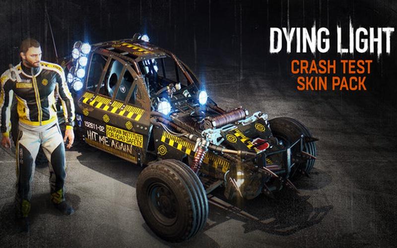 Dying Light - Crash Test Skin Bundle