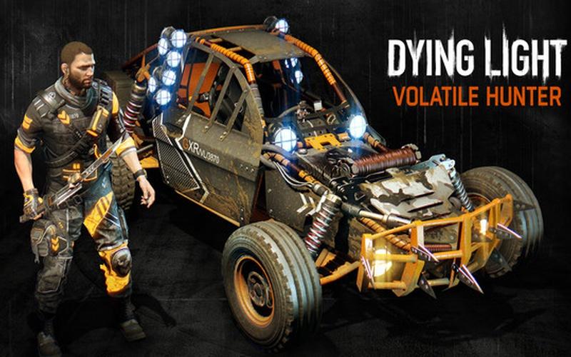 Dying Light - Volatile Hunter Bundle