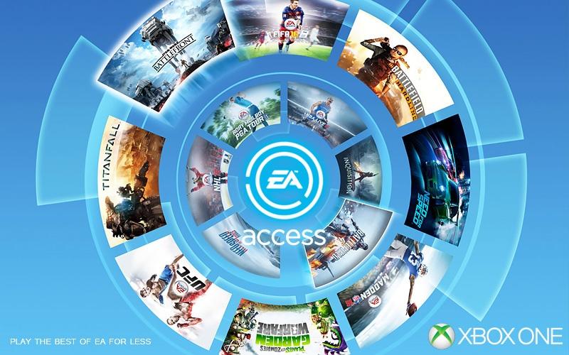 EA Access - 12 Months Subscription