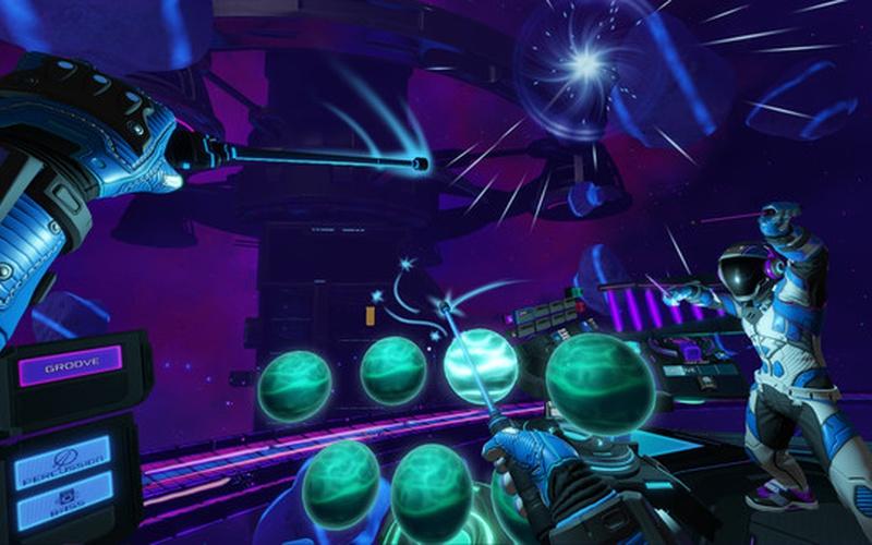 Electronauts - VR Music