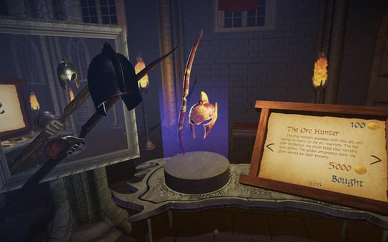 Elven Assassin VR