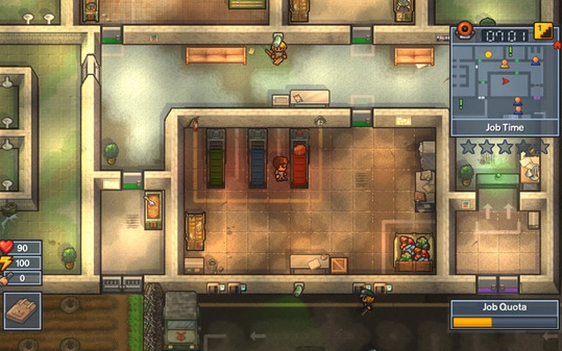 Escapists 2 - Glorious Regime Prison