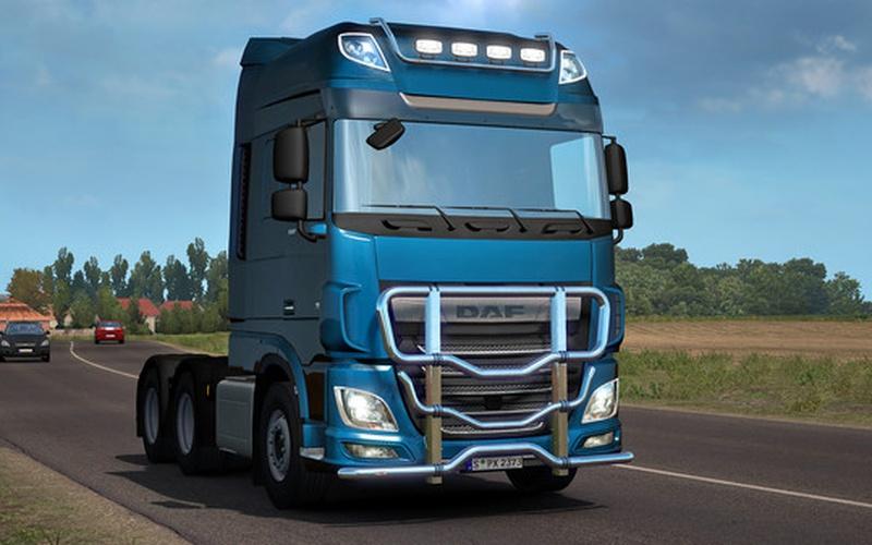 Euro Truck Simulator 2 - HS-Schoch Tuning Pack