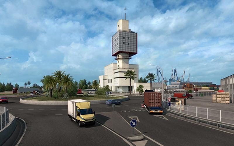 Euro Truck Simulator 2 - Iberia EUROPE