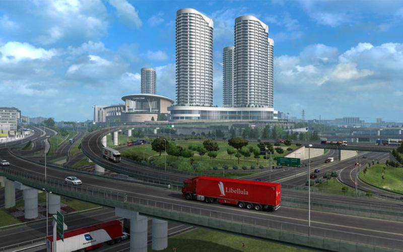 Euro Truck Simulator 2 - Road to the Black Sea EUROPE