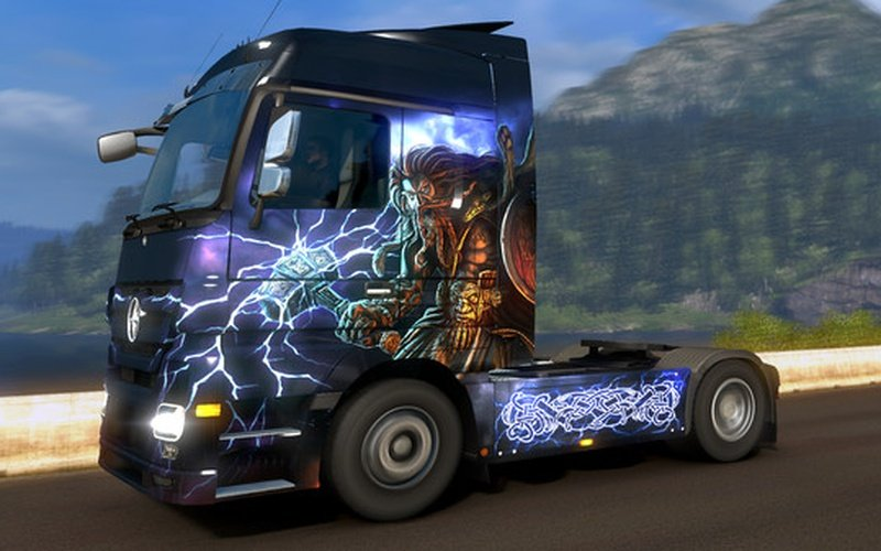 Euro Truck Simulator 2 - Viking Legends