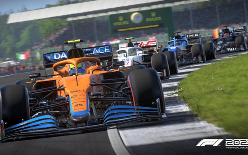 F1 2021 EUROPE