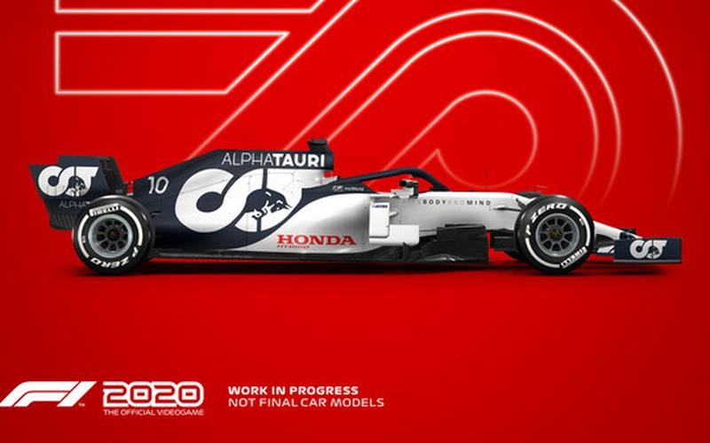 F1 2020 Deluxe Schumacher Edition