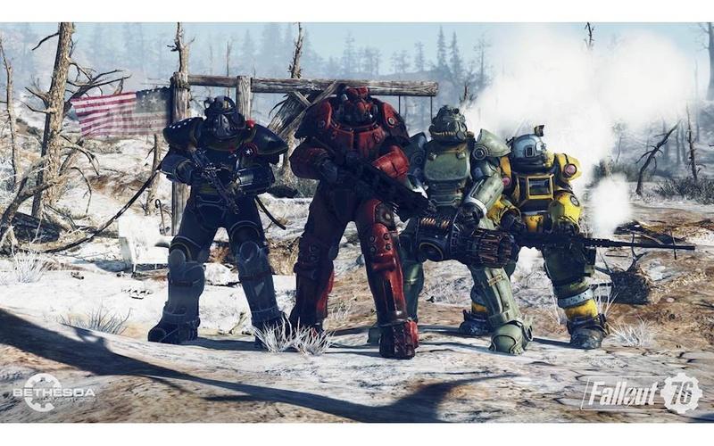 Fallout 76 Tricentennial Edition