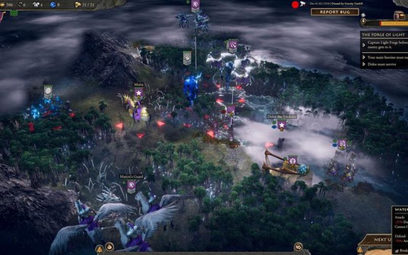 Fantasy General II: Empire Aflame