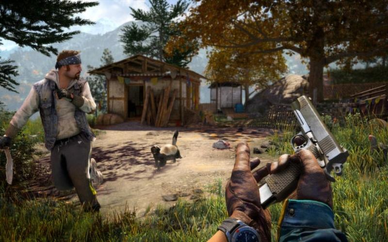 Far Cry 4 Gold Steam Edition
