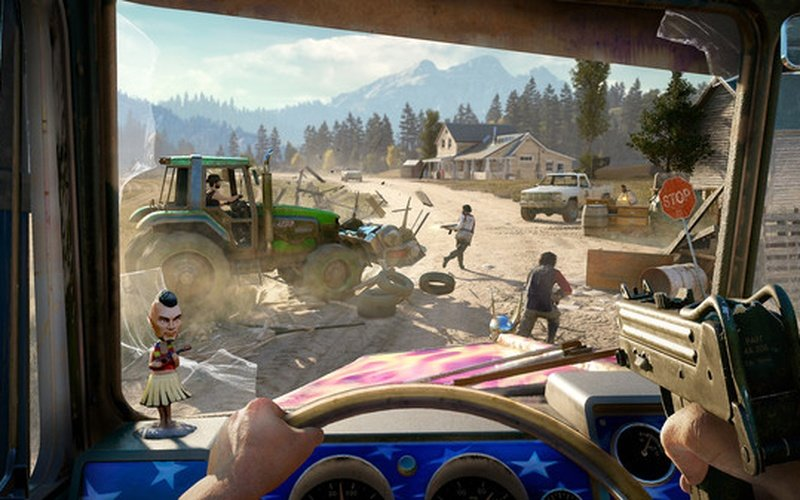 Far Cry 5 - Gold Edition Steam Edition