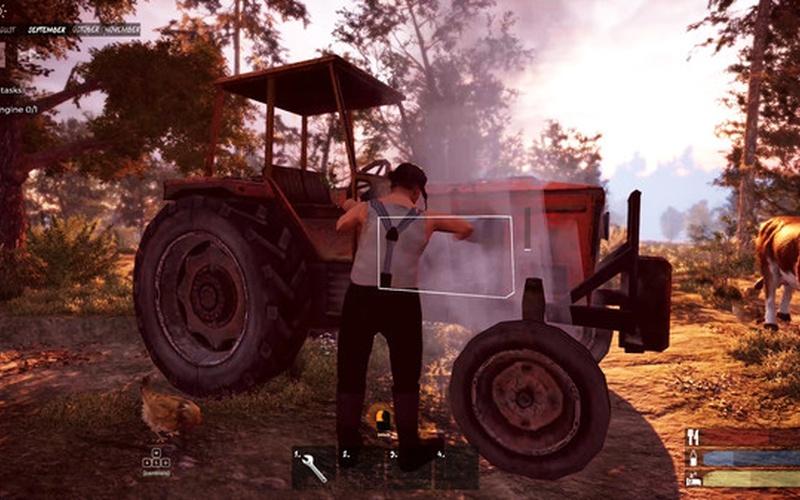 Farmer's Life - Farming Simulator - farm, manage, survive