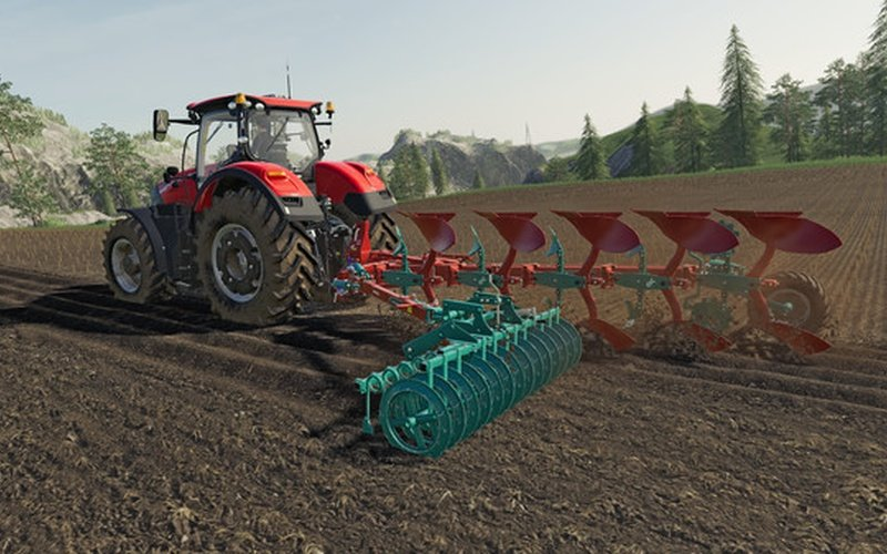 Farming Simulator 19 - Kverneland & Vicon Equipment Pack