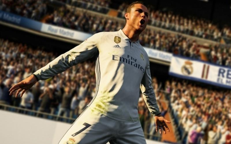 FIFA 18 On Origin