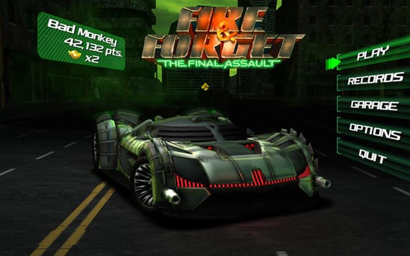 Fire & Forget - The Final Assault
