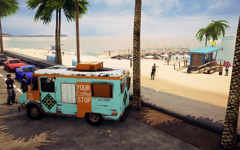 Food Truck Simulator