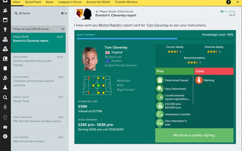 Football Manager 2017 Limited Edition
