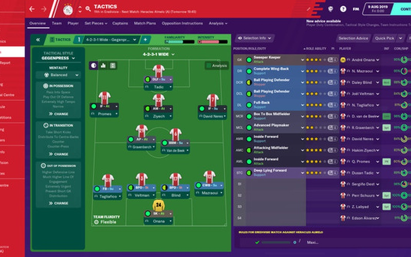 Football Manager 2020 RU/CIS
