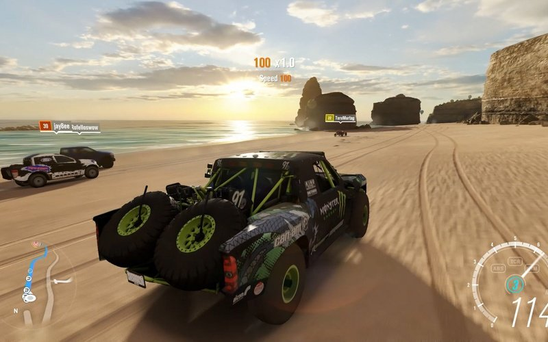 forza horizon 3 xbox one windows 10 on xbox pc game hrk. Black Bedroom Furniture Sets. Home Design Ideas