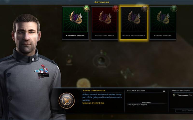 Galactic Civilizations III: Retribution Expansion EUROPE