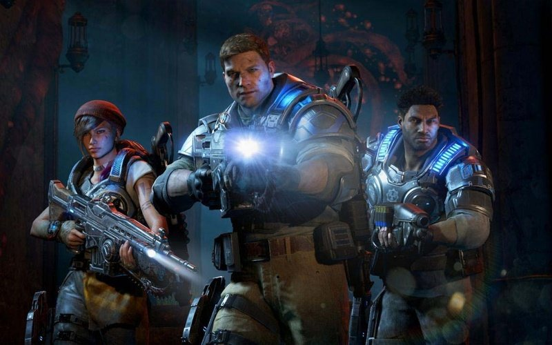how to add nvidia gears of war 4 key